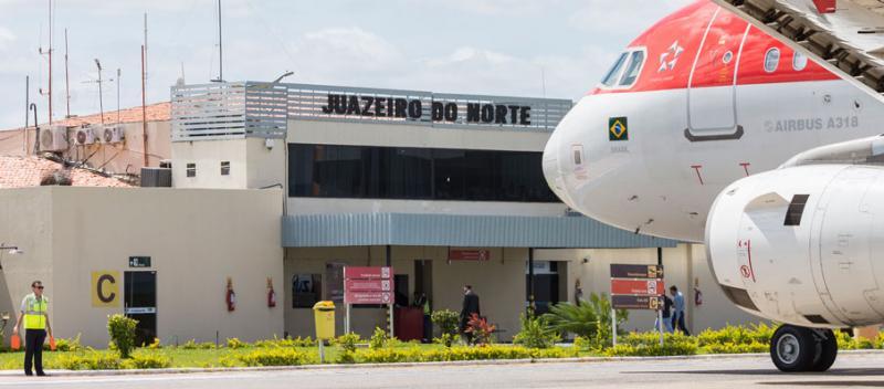 Resultado de imagem para Gol confirma voos entre Fortaleza e Juazeiro